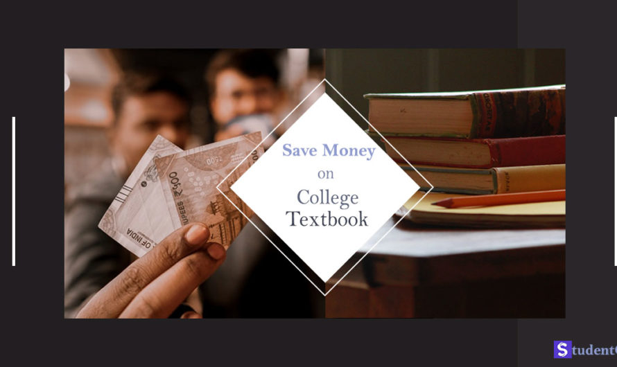 Best tips to save money on College Textbooks