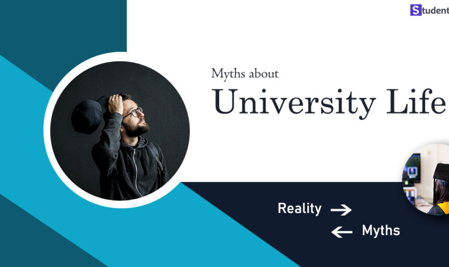 Top 7 Common Myths about university life